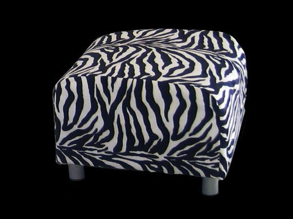 Hocker Zebra